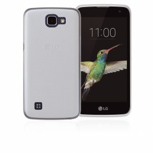 LGK4GPW_PHONIX TPU + SCREEN PROTECTOR LG K4 trans backcover outlet