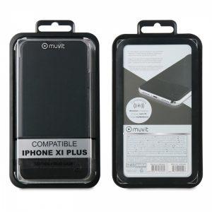 MUFLC0211_MUVIT BOOK APPLE IPHONE XS MAX  black