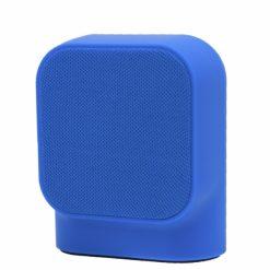 MUSSP0026_MUVIT BLUETOOTH PORTABLE SPEAKER SD1  FABRIC blue