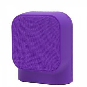 MUSSP0028_MUVIT BLUETOOTH PORTABLE SPEAKER SD1  FABRIC purple