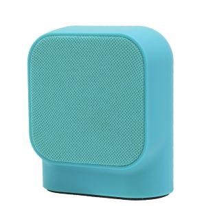 MUSSP0030_MUVIT BLUETOOTH PORTABLE SPEAKER SD1 FABRIC turquoise