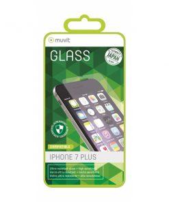 MUTPG0169_MUVIT JAPAN TEMPERED  GLASS IPHONE 7 PLUS / 8 PLUS