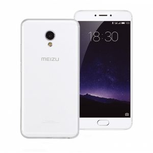MZMX6GPW_PHONIX TPU + SCREEN PROTECTOR MEIZU MX 6 trans back
