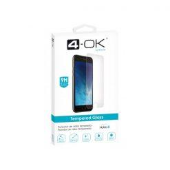 PRGNK7_4OK TEMPERED GLASS NOKIA 7 PLUS