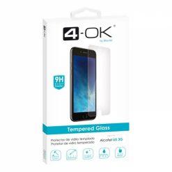 PRGU53_4OK TEMPERED GLASS ALCATEL U5 3G