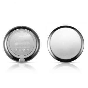 RPW11S_REMAX QI WIRELESS CHARGER PR-W11 silver