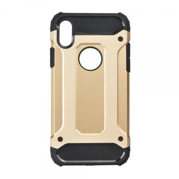 SARMIPXG_SENSO ARMOR IPHONE X XS gold backcover