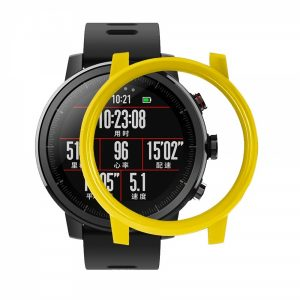 SEBHM15Y_PC COVER FOR XIAOMI AMAZFIT STRATOS yellow