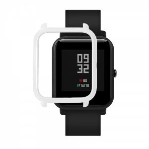 SEBHM6W_PC COVER FOR XIAOMI AMAZFIT BIP white
