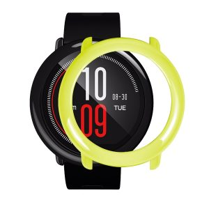 SEBHM7Y_PC COVER FOR XIAOMI AMAZFIT PACE yellow