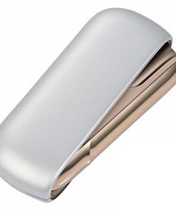 SEBIQ2S_SENSO PC CASE FOR iQOS 3.0 silver