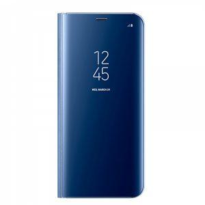 SECLBHUAM30LBL_SENSO CLEAR BOOK HUAWEI MATE 30 LITE blue