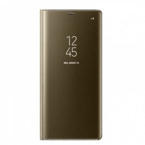 SECLBHUAM30PG_SENSO CLEAR BOOK HUAWEI MATE 30 PRO gold