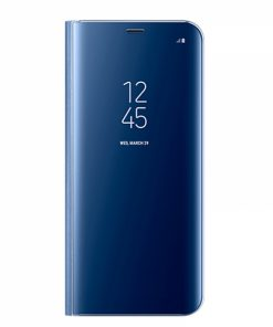 SECLBHUAY619BL_SENSO CLEAR BOOK HUAWEI Y6 2019 / HONOR PLAY 8A  blue