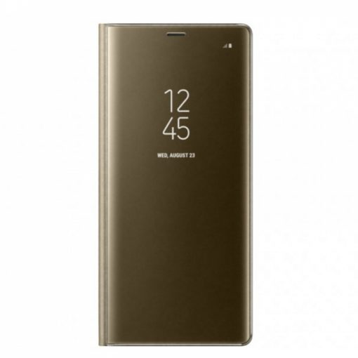 SECLBHUAY919G_SENSO CLEAR BOOK HUAWEI Y9 2019 gold