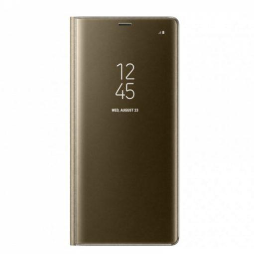 SECLBSAMJ6P18G_SENSO CLEAR BOOK SAMSUNG J6 PLUS 2018 gold