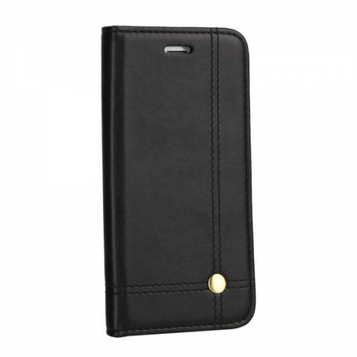 SECLIP9B_SENSO CLASSIC STAND BOOK IPHONE XR black