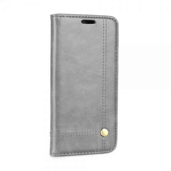 SECLIPXG_SENSO CLASSIC STAND BOOK IPHONE X XS grey