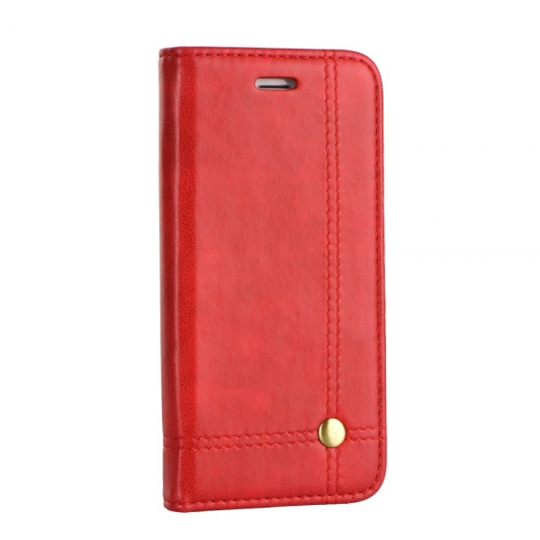 SECLIPXR_SENSO CLASSIC STAND BOOK IPHONE X XS red