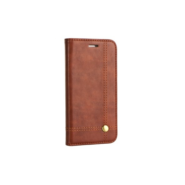 SECLSAMA518BR_SENSO CLASSIC STAND BOOK SAMSUNG A8 2018 brown