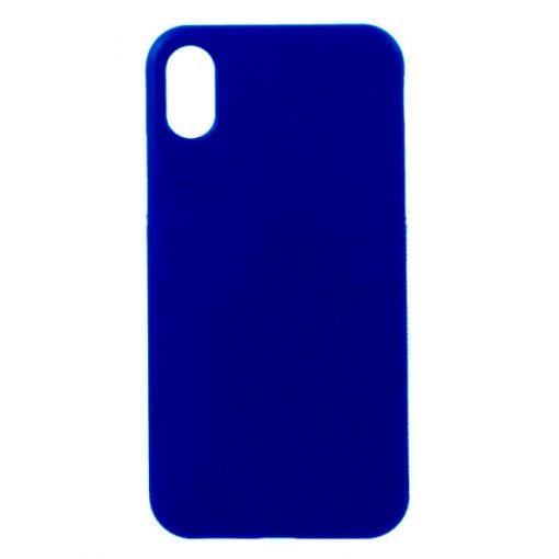 SEFLIPXBL_SENSO FLEX IPHONE X XS blue backcover