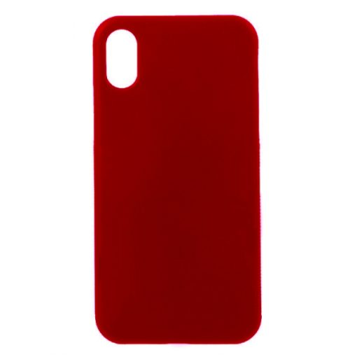 SEFLIPXR_SENSO FLEX IPHONE X XS red backcover