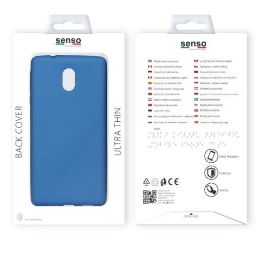 SEFLNOK5.1BL_SENSO FLEX NOKIA 5.1 blue backcover