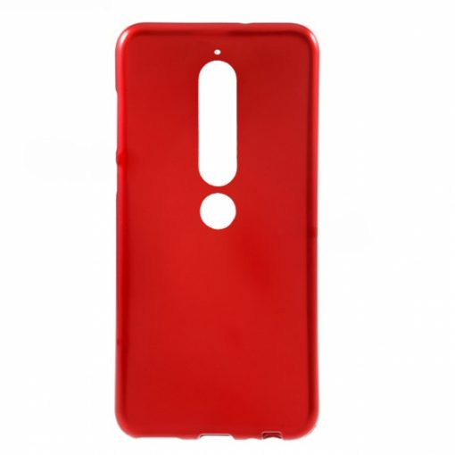 SEFLNOK618R_SENSO FLEX NOKIA 6.1 red backcover