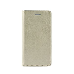 SELHUAP10LG_SENSO LEATHER STAND BOOK HUAWEI P10 LITE gold