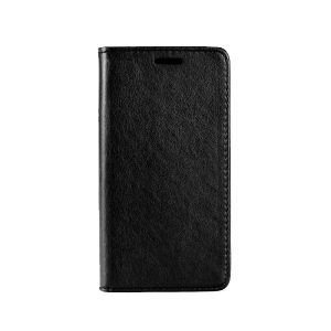 SELHUAP20B_SENSO LEATHER STAND BOOK HUAWEI P20 black
