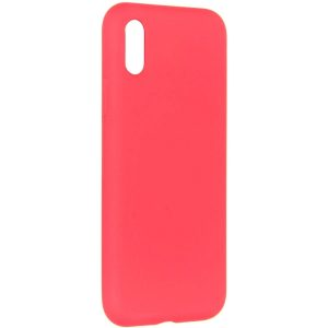 SELHUAY519P_SENSO LIQUID HUAWEI Y5 2019 / HONOR 8S pink backcover