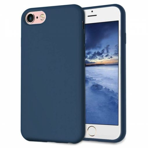 SELIIPH6BL_SENSO LIQUID IPHONE 6 6s dark blue backcover
