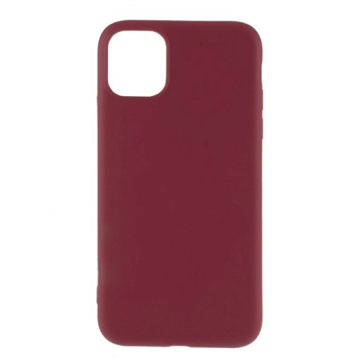 SELIIPHXIBU_SENSO LIQUID IPHONE 11 PRO (5.8) burgundy backcover