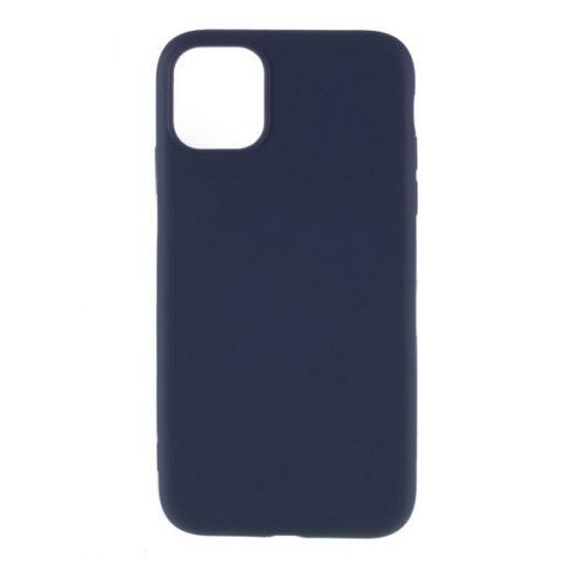 SELIIPHXIMBL_SENSO LIQUID IPHONE 11 PRO MAX (6.5) dark blue backcover