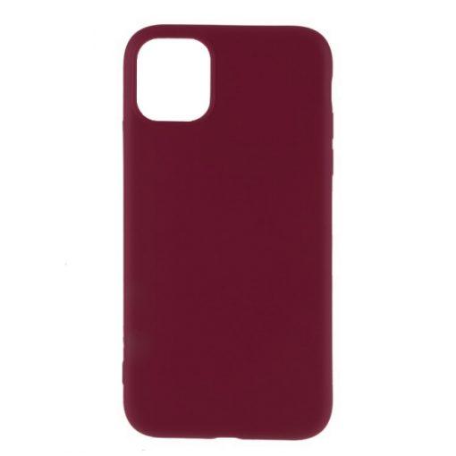 SELIIPHXIM_SENSO LIQUID IPHONE 11 PRO (5.8) maroon backcover