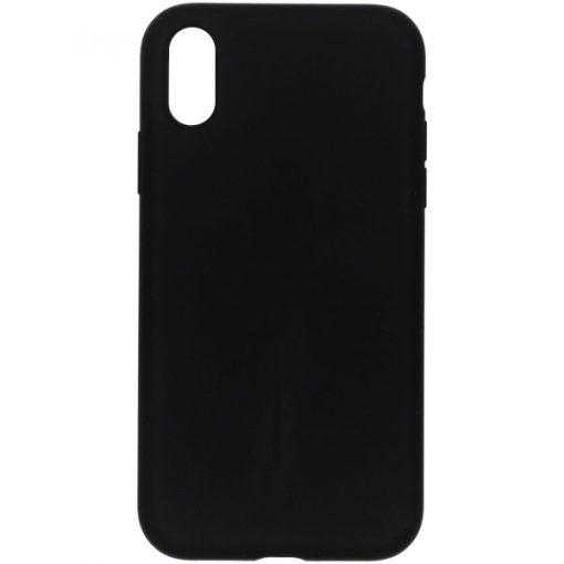 SELIIPHXSMB_SENSO LIQUID IPHONE XS MAX black backcover