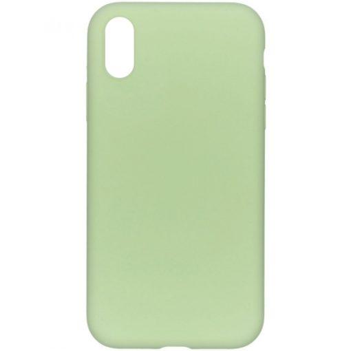 SELIIPHXSMG_SENSO LIQUID IPHONE XS MAX green backcover