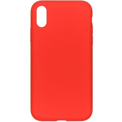 SELIIPHXSMR_SENSO LIQUID IPHONE XS MAX red backcover