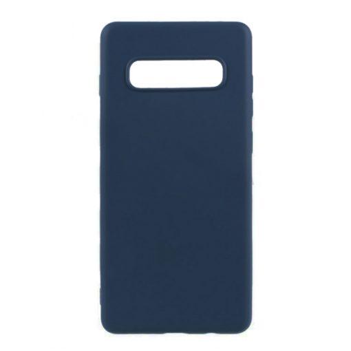 SELISAMS10EBL_SENSO LIQUID SAMSUNG S10e dark blue backcover