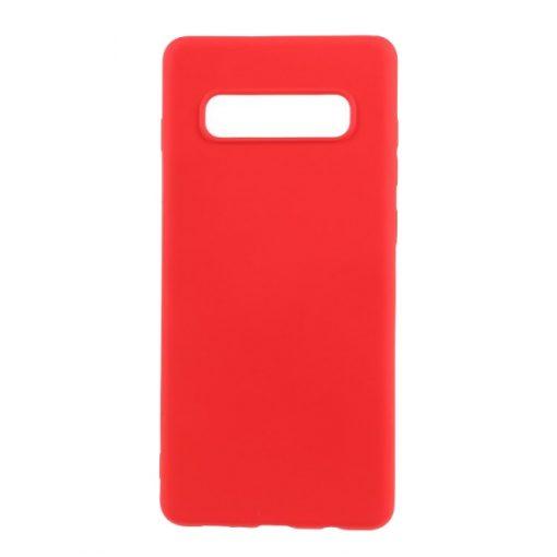 SELISAMS10ER_SENSO LIQUID SAMSUNG S10e red backcover