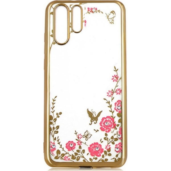 SENDIAP30PG_SPD 2 SENSO DIAMOND HUAWEI P30 PRO gold backcover
