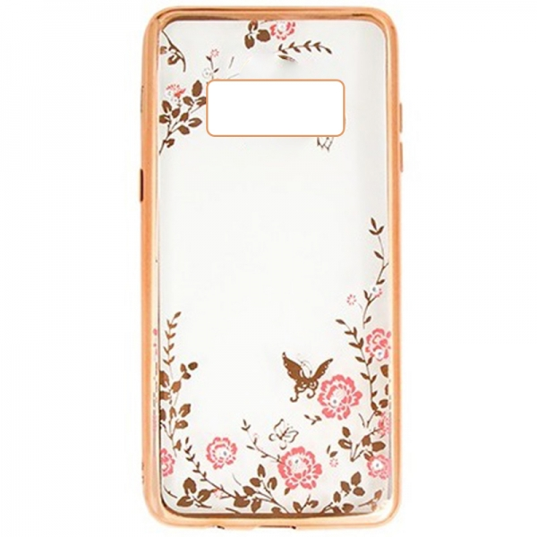 SENDIASAMS10LG_SPD 2 SENSO DIAMOND SAMSUNG S10e gold backcover