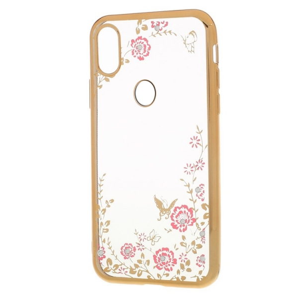 SENDIAXIARGO_SPD 2 SENSO DIAMOND XIAOMI REDMI GO gold backcover