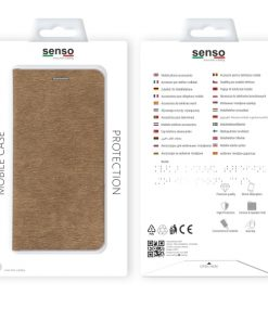 SENFEHUAP30G_SENSO FEEL STAND BOOK HUAWEI P30 gold