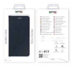SENFEIP11PMB_SENSO FEEL STAND BOOK IPHONE11 PRO MAX (6.5) black