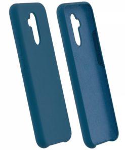 SENSMHM20LBL_SENSO SMOOTH HUAWEI MATE 20 LITE blue backcover