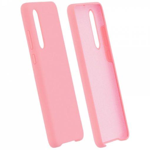 SENSMHP30P_SENSO SMOOTH HUAWEI P30 pink backcover