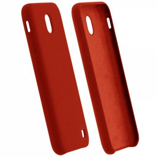 SENSMNOK2R_SENSO SMOOTH NOKIA 2 red backcover