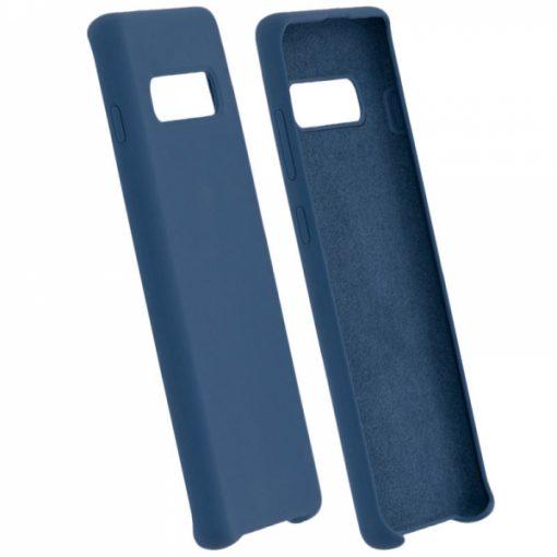 SENSMPSAMS10PL_SENSO SMOOTH SAMSUNG S10 PLUS blue backcover