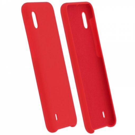 SENSMSAMA10R_SENSO SMOOTH SAMSUNG A10 red backcover